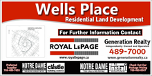 Grenfell Estates Subdivision - Wells Place